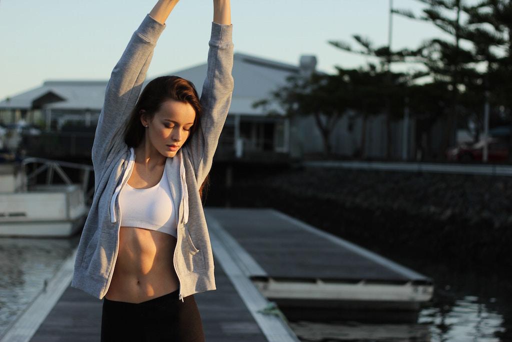股関節の柔軟性を上げる動きづくりを