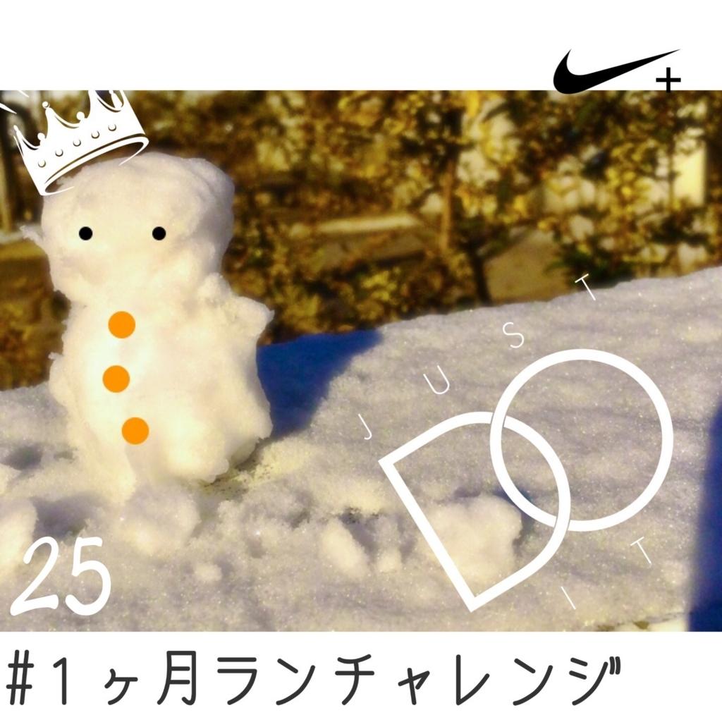 積雪の休足日
