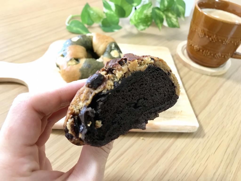 チョコチップメロンパンも糖質オフ!