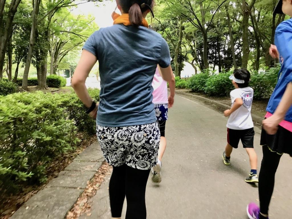 走れる身体を作る準備運動