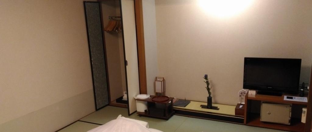 カンパーナホテルの和室