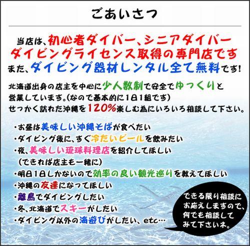 沖縄那覇市旅行春休み観光にオススメ大学生高齢者楽しめる貸切体験ダイビングライセンス取得