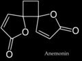 anemonin