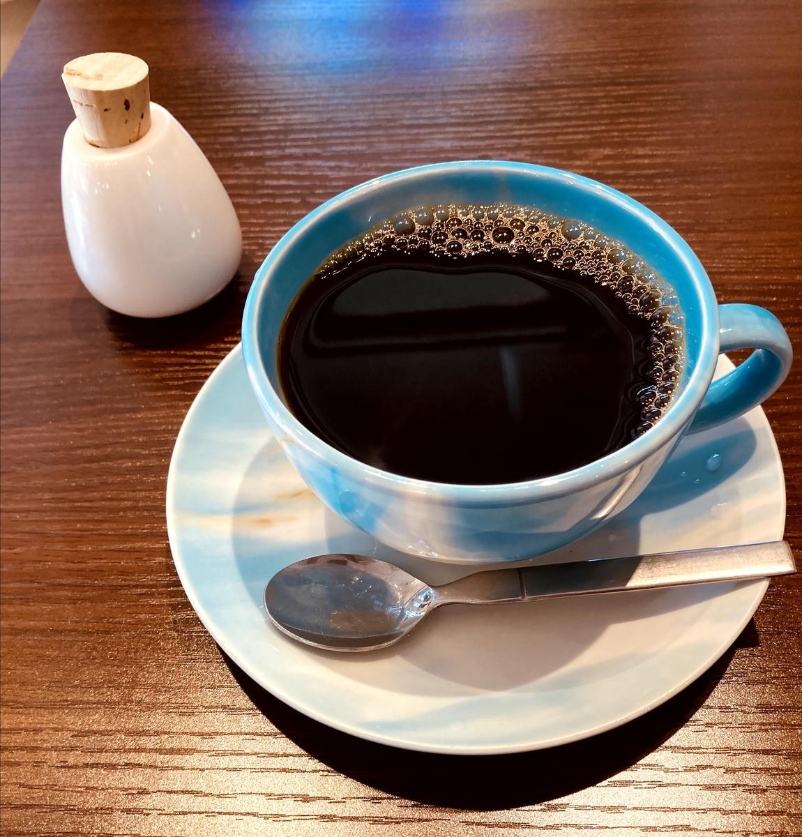 塩コーヒーをカフェで飲んだ感想