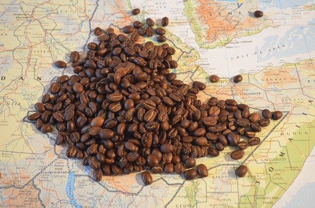 コーヒー発祥の地、エチオピア