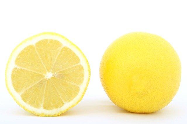 酸味と塩の相殺効果