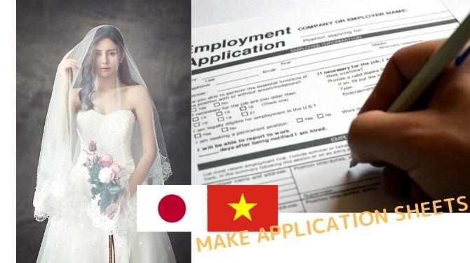 国際結婚手続き