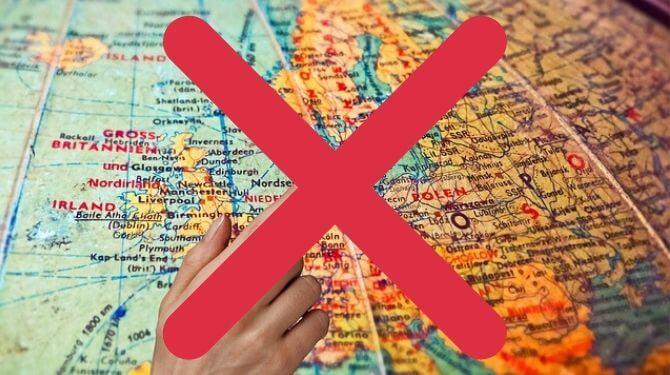 海外渡航画像