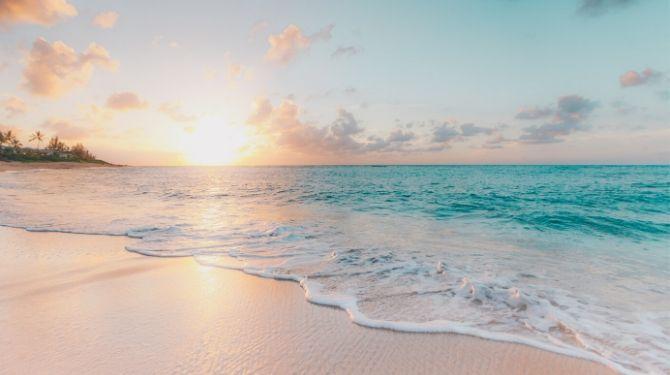 ダナンビーチ画像