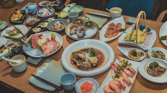 日本のご飯写真
