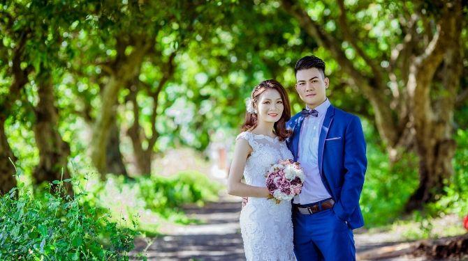ベトナムの結婚式画像