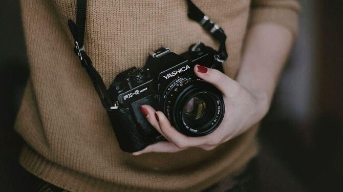 女子カメラ画像