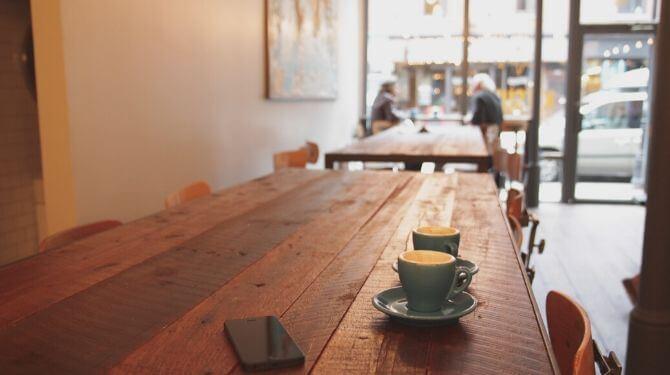 カフェ画像