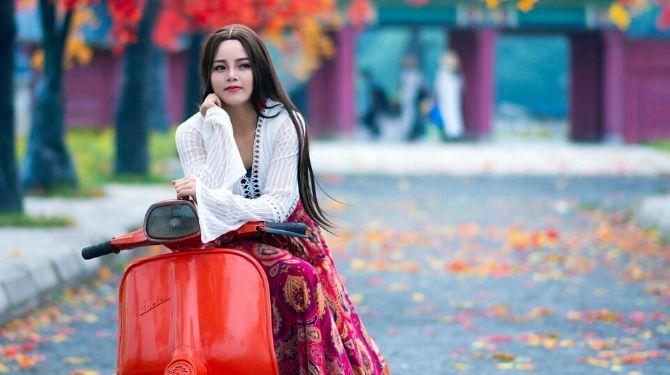 ベトナム人女性画像
