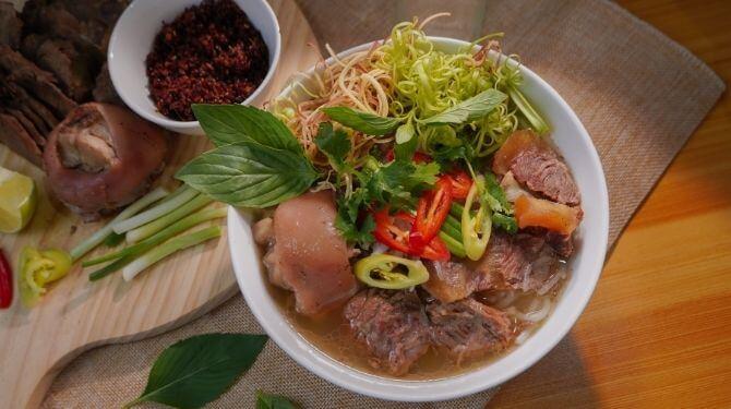 ベトナム料理の写真