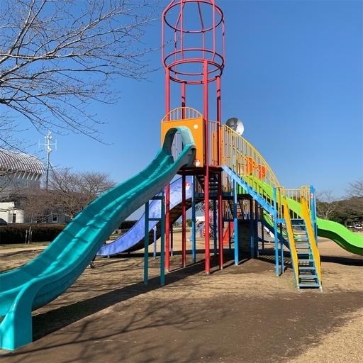 寺山公園の遊具