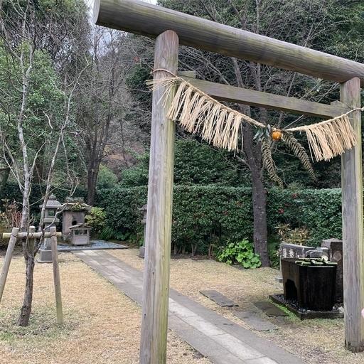 猫神を祀る神社