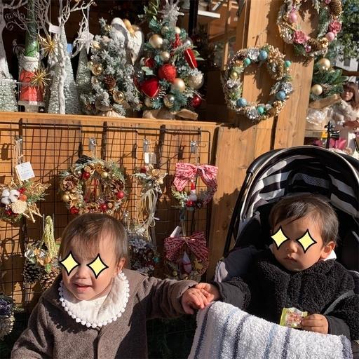 恵比寿ガーデンプレイスのクリスマスマーケット