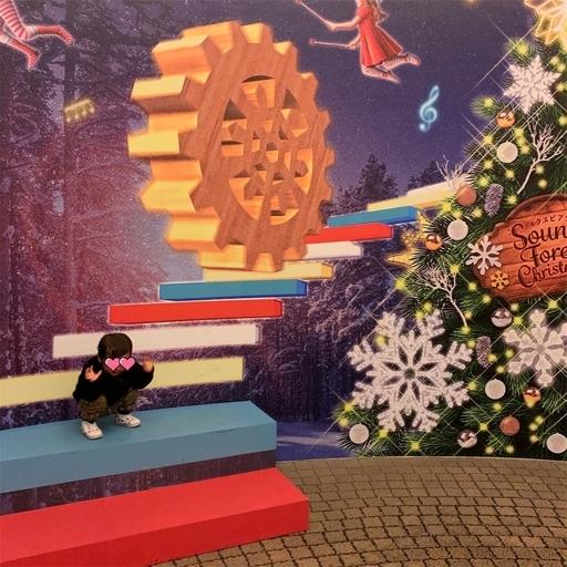 イクスピアリのクリスマス装飾