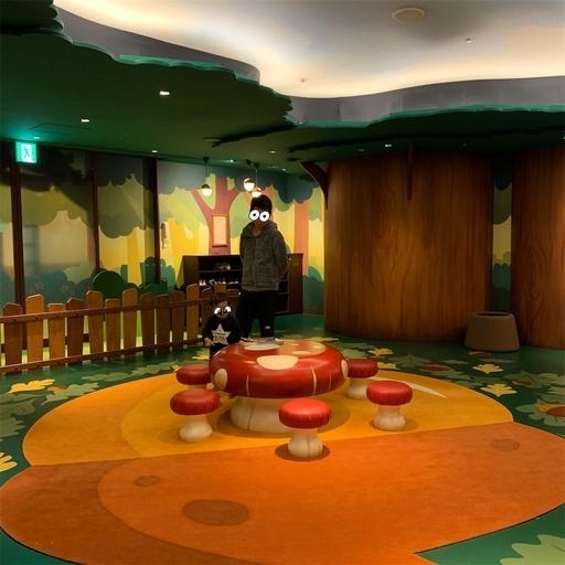 アンバサダーホテルのチップとディールのプレイグラウンド
