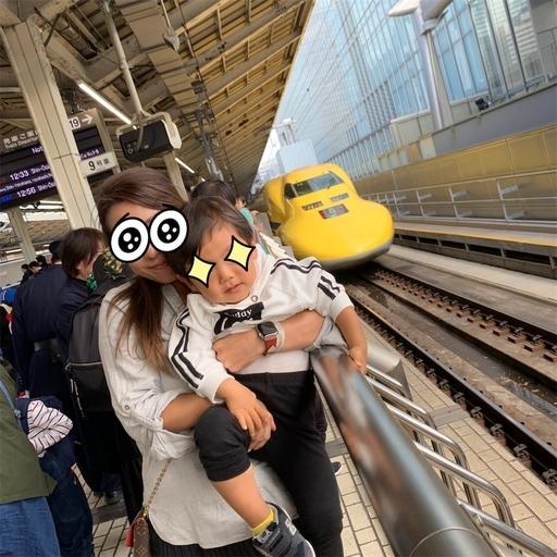 東京駅でドクターイエロー観覧