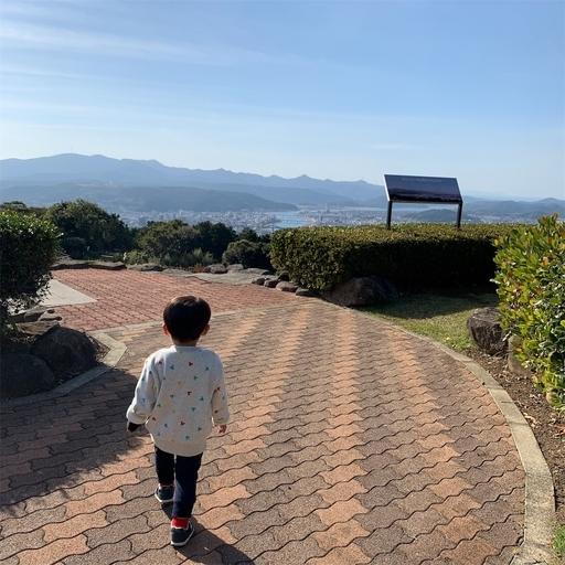 寺山公園からの展望