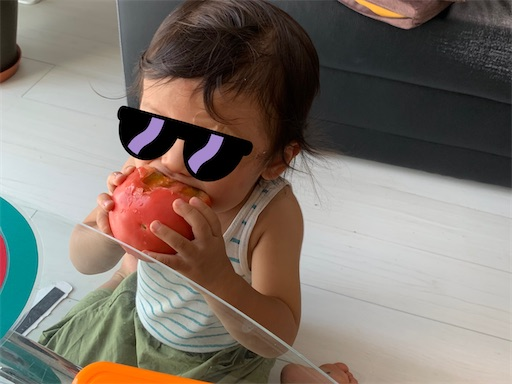 トマトの丸かじり