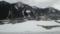上越線では雪景色が。(写真は越後湯沢付近)
