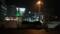 高崎駅西口。雨降ってきた…