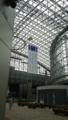 [石川県]新タペストリー。金沢駅かKanazawa stationだと思います。2015.6.9