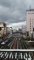[関東]JR宇都宮駅前。このあと少し降られます…