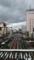 JR宇都宮駅前。このあと少し降られます…