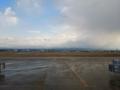 [石川県]2016.2.4小松空港。不安定な空模様