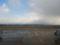 2016.2.4小松空港。不安定な空模様