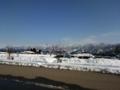 桜ヶ池周辺の標高は約220m、市街地とはまた違う雰囲気