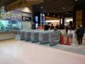 [石川県]4月1日利用開始の自動改札機ついに置かれる(2017.3.21金沢駅在来線改札)
