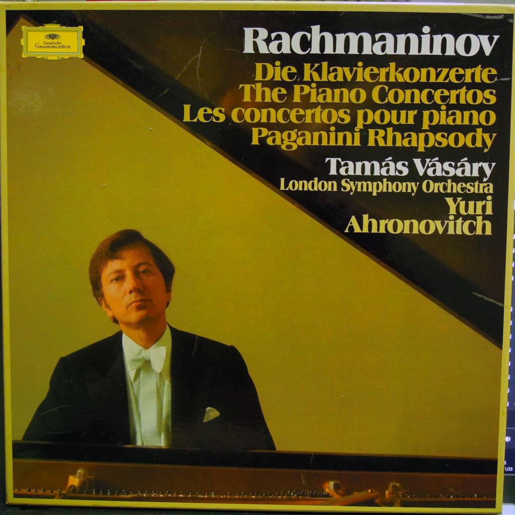 オランダ盤ラフマニノフ - 音楽...