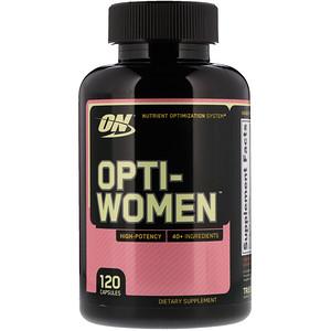 Optimum Nutrition Opti-Women(オプティマムニュートリション オプティウーマン)