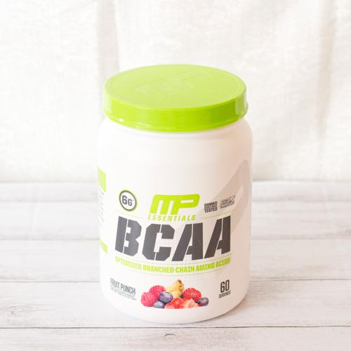 MusclePharm(マッスルファーム)BCAAフルーツパンチ味