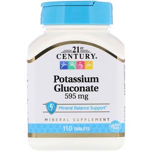 21st Century グルコン酸カリウム