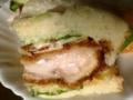 [ひだまり食堂][サンドイッチ]