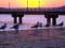 [夕暮れ][冬至][竹島海岸]
