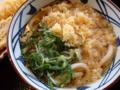 [かけうどん][丸亀製麺]