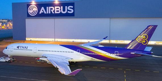 タイ航空A350
