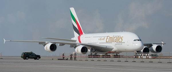 エミレーツエミレーツ航空A380