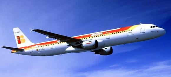 イベリア航空機体
