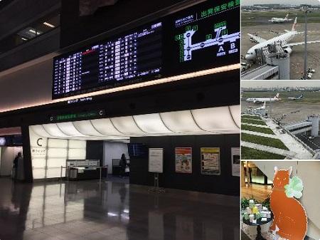 羽田空港展望台