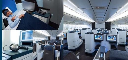 KLMオランダ航空のB777
