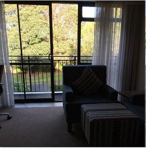 オークランド空港近くのホテルの部屋