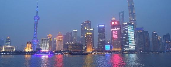 外難から見た上海